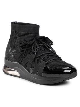 Liu Jo Liu Jo Sneakersy Karlie 105 4F0783 TX140 Černá