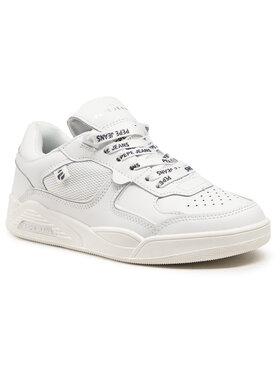 Pepe Jeans Pepe Jeans Sneakersy Kurt White PBS30437 Bílá