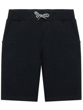 NAME IT NAME IT Pantaloni scurți sport Honk 13190442 Negru Regular Fit