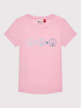 LEGO Wear LEGO Wear Tričko Lwteach 301 11010109 Ružová Regular Fit