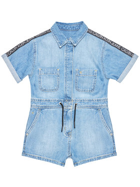 Calvin Klein Jeans Calvin Klein Jeans Kombinezonas IG0IG00976 Mėlyna Regular Fit