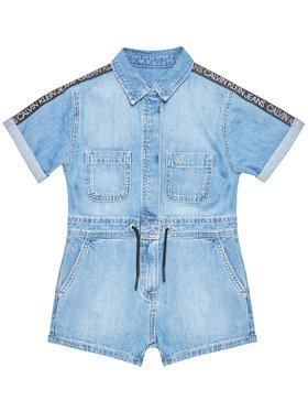 Calvin Klein Jeans Calvin Klein Jeans Salopetă IG0IG00976 Albastru Regular Fit