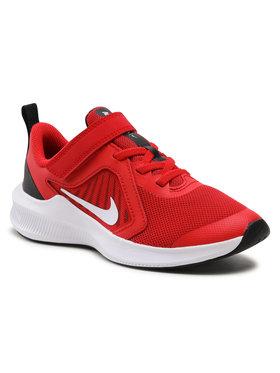 Nike Nike Cipő Downshifter 10 (Psv) CJ2067 600 Piros