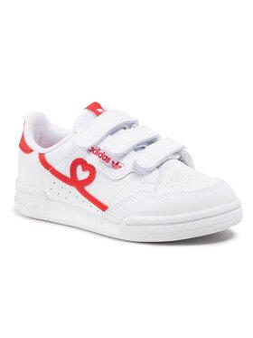 adidas adidas Обувки Continental 80 Cf C FY2579 Бял
