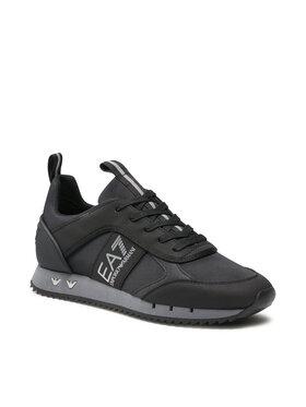 EA7 Emporio Armani EA7 Emporio Armani Sneakers X8X027 XK219 Q226 Nero