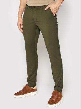 Only & Sons Only & Sons Pantalon en tissu Mark 22010209 Vert Slim Fit