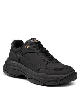 Calvin Klein Jeans Calvin Klein Jeans Sneakersy Chunky Laceup Sneaker YM0YM00298 Černá