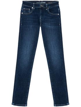 Guess Guess Jeans L1RA17 D4AK0 Dunkelblau Skinny Fit