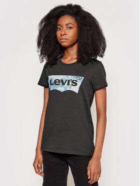 Levi's® Levi's® Тишърт The Perfect 17369-1638 Сив Regular Fit