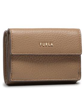 Furla Furla Malá dámska peňaženka Babylon PCY9UNO-HSF000-FAN00-1-007-20-CN-A Zelená