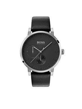 Boss Boss Karóra Oxygen 1513594 Fekete