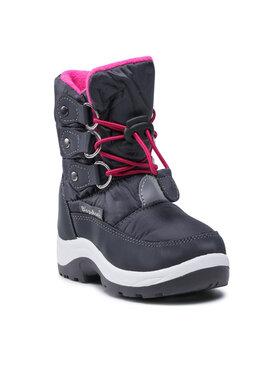 Playshoes Playshoes Bottes de neige 193008 Gris