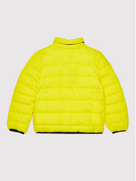 Calvin Klein Jeans Calvin Klein Jeans Geacă din puf Lined Monogram IB0IB00918 Galben Regular Fit
