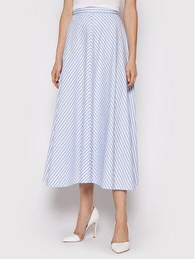 Polo Ralph Lauren Polo Ralph Lauren Trapez suknja 211838047001 Plava Regular Fit