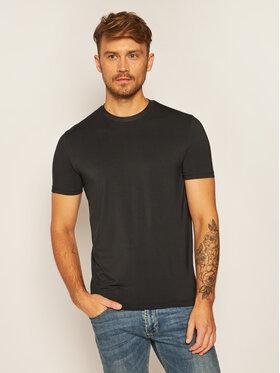Dsquared2 Underwear Dsquared2 Underwear 2-dílná sada T-shirts DCX200050 Černá Regular Fit
