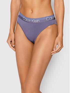 Calvin Klein Underwear Calvin Klein Underwear Figi klasyczne 000QF6687E Fioletowy