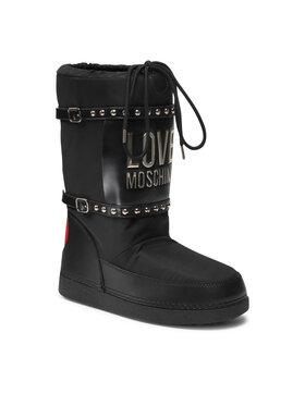 LOVE MOSCHINO LOVE MOSCHINO Обувки JA24062G1DISE000 Черен