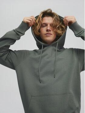 Sprandi Sprandi Sweatshirt SS21-BLM013 Vert Relaxed Fit