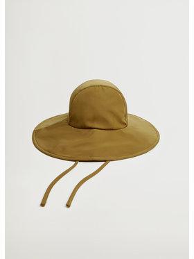 Mango Mango Pălărie Soft 87010058 Verde