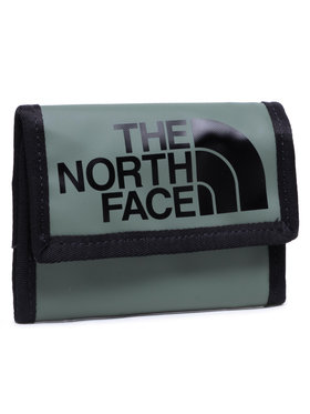 The North Face The North Face Голям мъжки портфейл Base Camp Wallet NF00CE69YXN1 Зелен