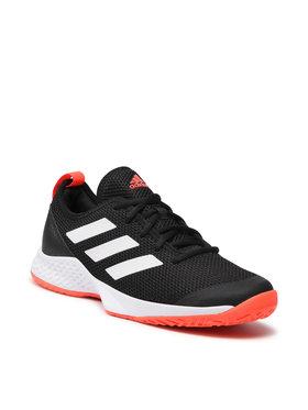 adidas adidas Topánky Court Control H00940 Čierna