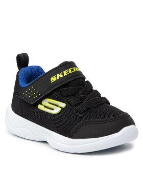 Skechers Skechers Sneakersy Mini Wanderer 407300N/BBLM Czarny