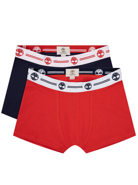 Timberland Timberland Lot de 2 boxers T27081 Multicolore