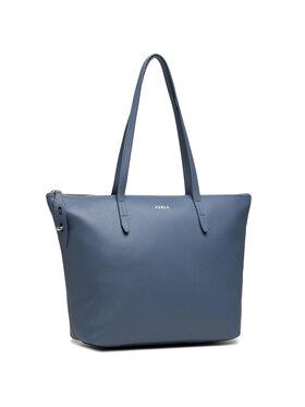 Furla Furla Handtasche Furla Net WB00193-HSF000-DE000-1-007-20-RO-B Blau