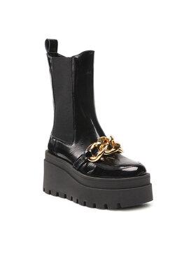 Carinii Carinii Členková obuv B7512 Čierna