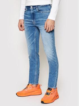 Tommy Jeans Tommy Jeans Blugi Simon DM0DM09841 Bleumarin Skinny Fit