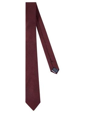 Tommy Hilfiger Tailored Tommy Hilfiger Tailored Krawatte Blend Solid TT0TT06671 Weiß