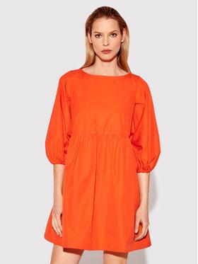 Rage Age Rage Age Každodenní šaty Eirene 1 Oranžová Regular Fit