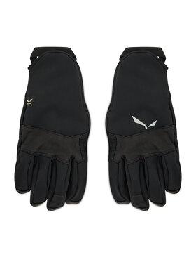 Salewa Salewa Pánske rukavice Ice Climbing Gloves 0000027983 Čierna