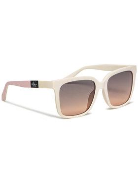 Calvin Klein Jeans Calvin Klein Jeans Slnečné okuliare CKJ21617S 47103 Béžová