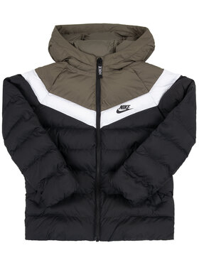 NIKE NIKE Kurtka puchowa Sportswear 939554 Czarny Loose Fit