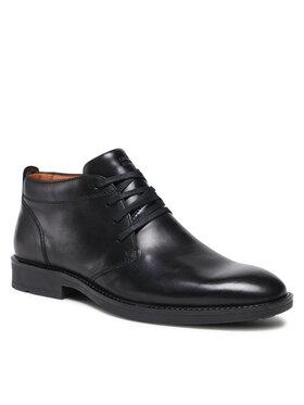 Gino Rossi Gino Rossi Зимни обувки MI07-BB140-A967-04 Черен