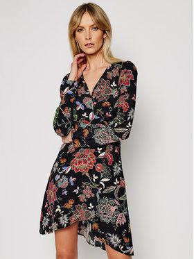 Morgan Morgan Kleid für den Alltag 211-ROLAN.F Schwarz Regular Fit