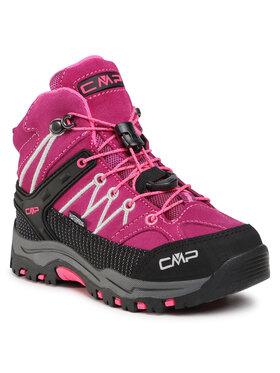 CMP CMP Παπούτσια πεζοπορίας Kids Rigel Mid Trekking Shoe Wp 3Q12944 Μωβ