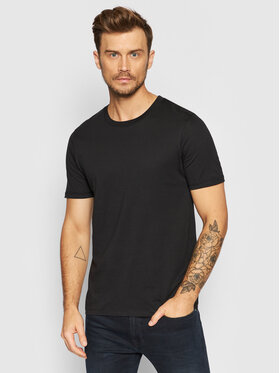 Selected Homme Selected Homme T-Shirt The Perfect 16057141 Černá Regular Fit