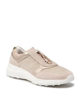 Geox Geox Sneakersy D Alleniee C D04LPC 0EW22 C5000 Béžová