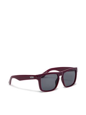 Vans Vans Sunčane naočale Squared Off VN00007E4QU1 Tamnocrvena