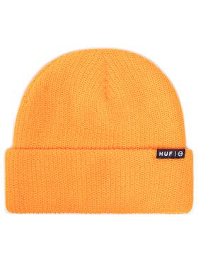 HUF HUF Čiapka Essentials Usual Beanie BN00060 Oranžová
