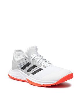 adidas adidas Boty Court Team Bounce FZ5464 Bílá