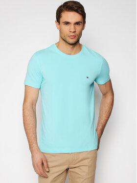 Tommy Hilfiger Tommy Hilfiger T-shirt MW0MW10800 Bleu Slim Fit
