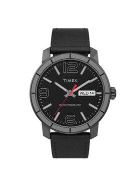 Timex Timex Laikrodis Mod 44 TW2T72600 Juoda