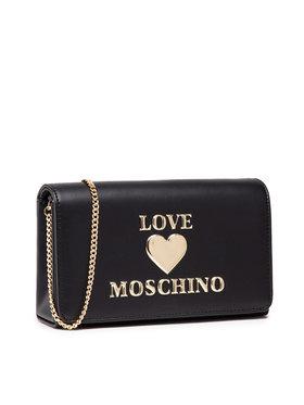LOVE MOSCHINO LOVE MOSCHINO Дамска чанта JC4083PP1DLF0000 Черен