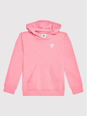 adidas adidas Bluza adicolor H14148 Różowy Regular Fit