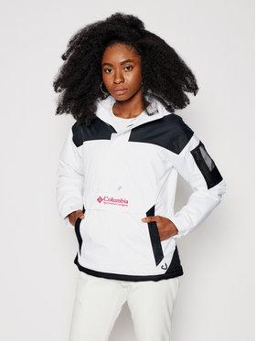 Columbia Columbia Anorak jakna Challenger 1685401101 Bijela Regular Fit