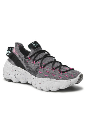 Nike Nike Cipő Space Hippie 04 CD3476 003 Szürke