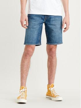 Levi's® Levi's® Szorty jeansowe 502™ 32792-0062 Granatowy Taper Fit